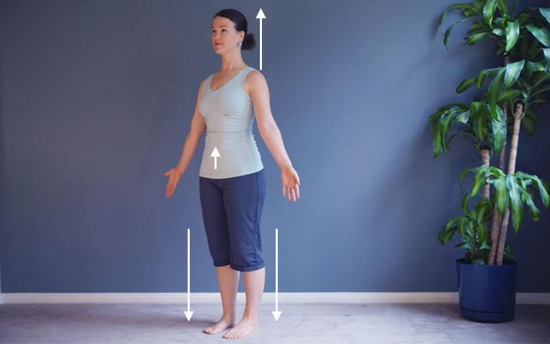 Come imparare posizioni base dello Yoga
