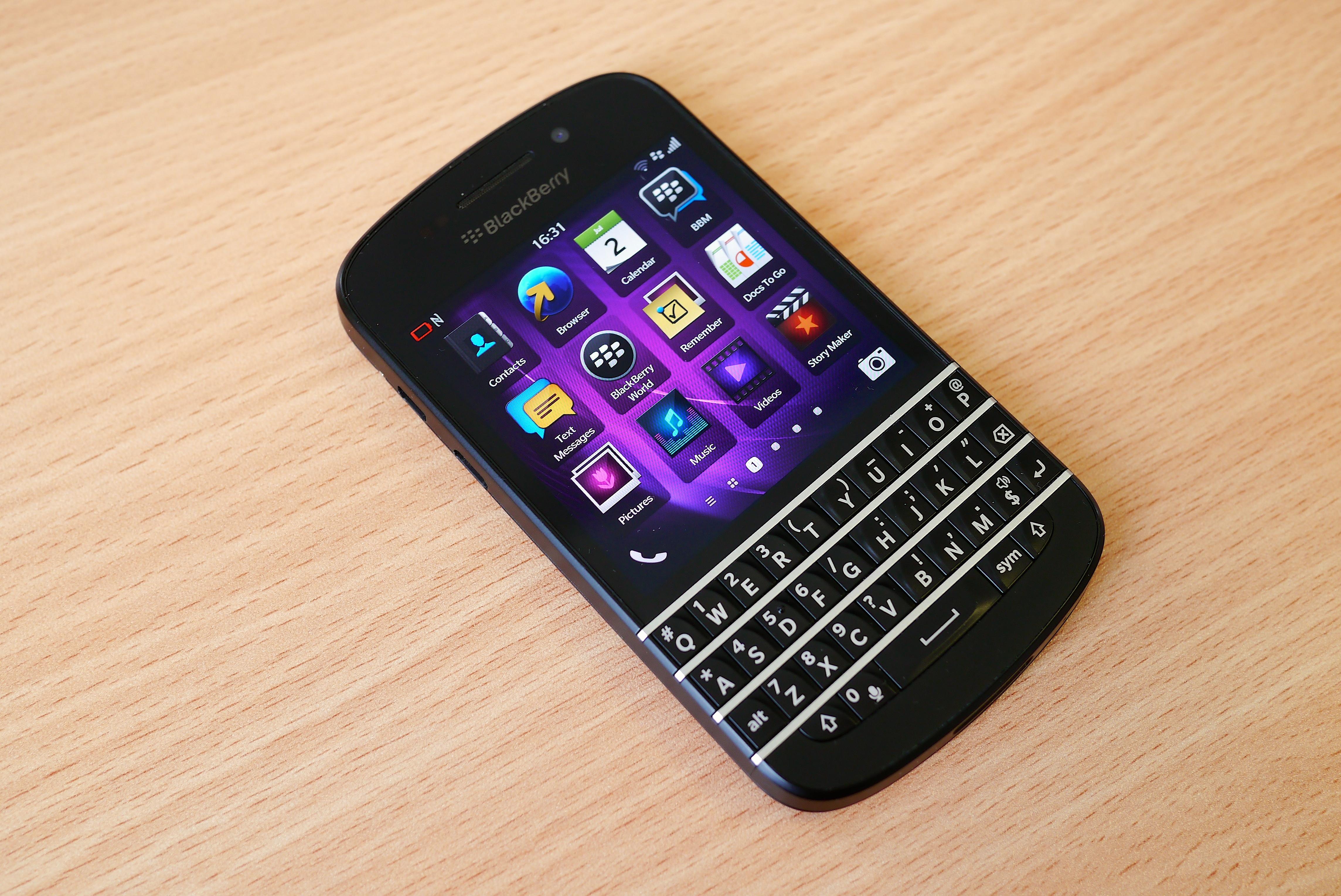 Come impostare sveglia su Blackberry