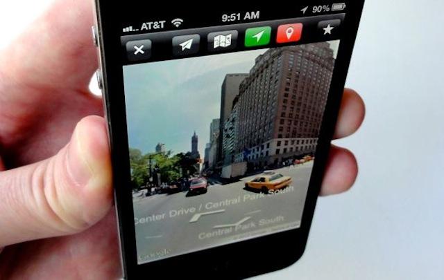 Come installare Street View su Google Maps per Android