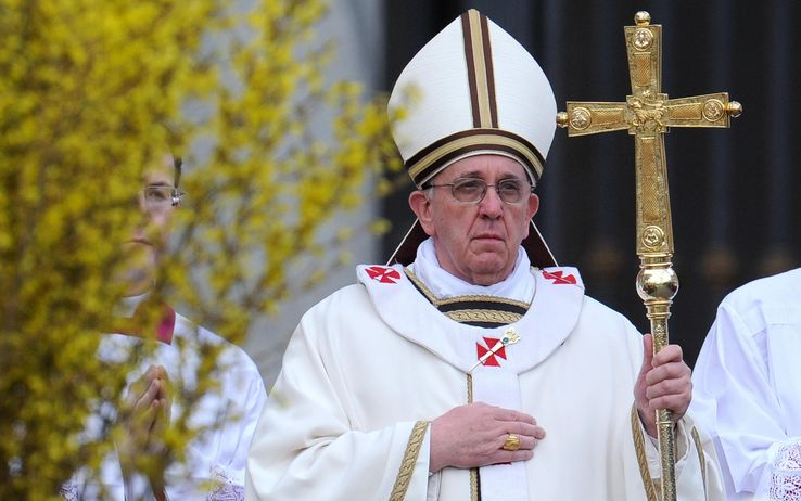 Come partecipare Messa di Pasqua in Vaticano