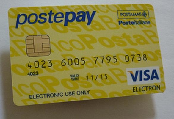 Come rinnovare gratis prepagata Postepay