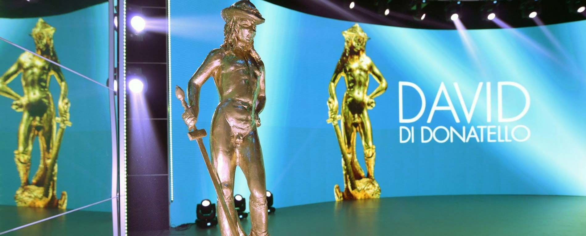 Come vedere in streaming cerimonia David di Donatello 2016