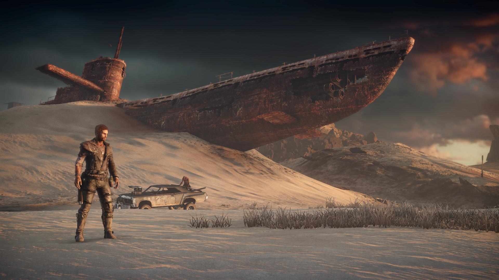 Data uscita videogioco Mad Max