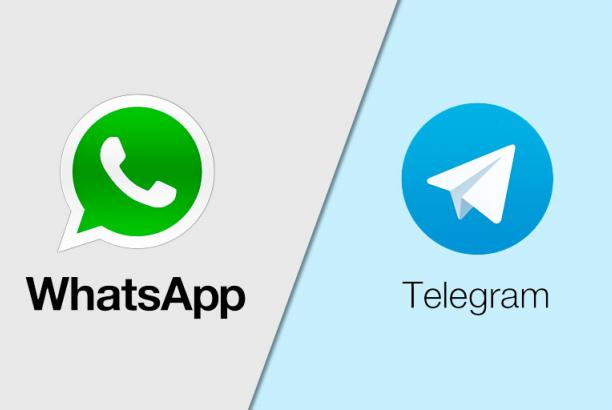 Differenza fra telegram e whatsapp