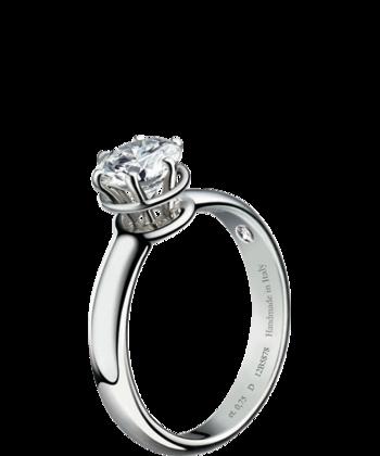 Modelli anello solitario Damiani