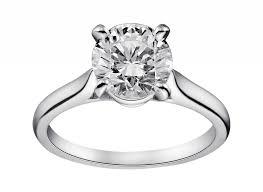 Modelli anelli fidanzamento Cartier