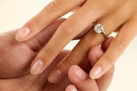 Quando si regala l'anello solitario