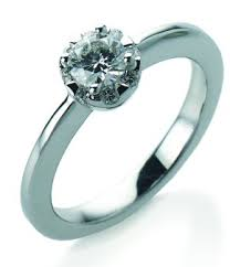 Modelli anello solitario Visconti