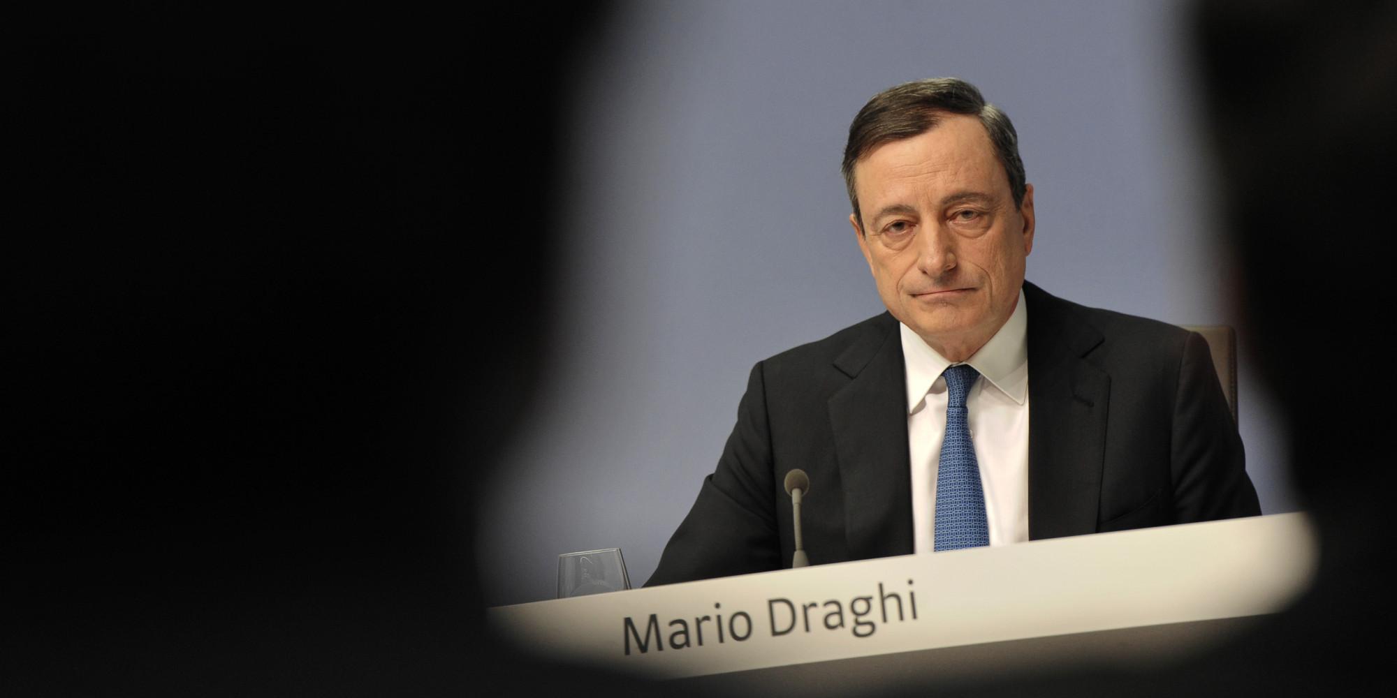 Draghi attacca: «La Bce lavora per l'Eurozona, non per Berlino»