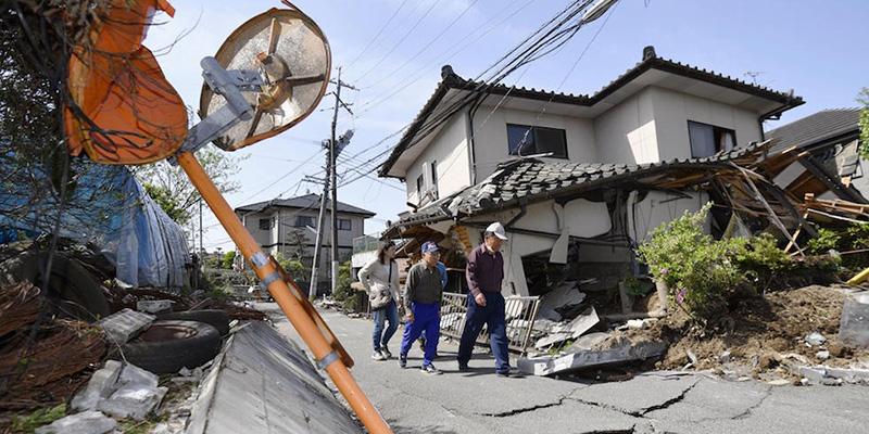 Due forti scosse di terremoto scuotono il Giappone: 29 morti