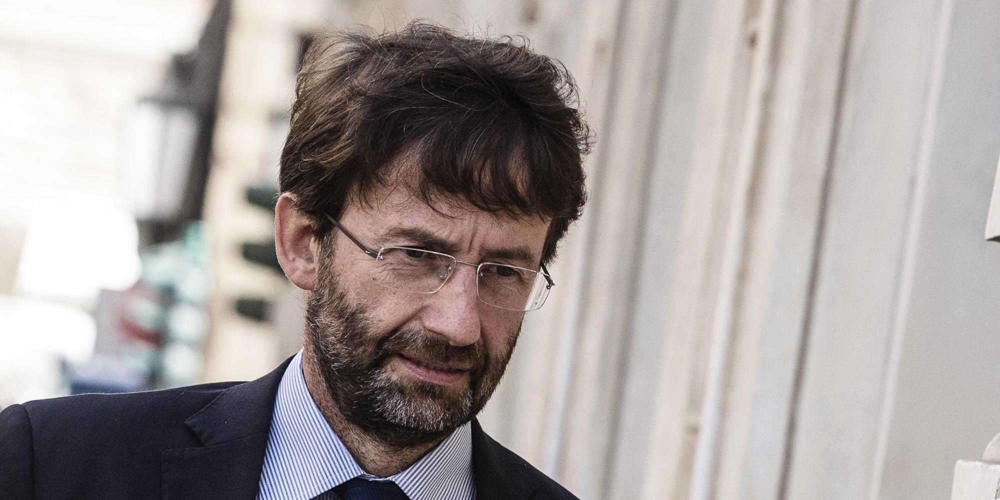 Come contattare Ministro Beni e Attività Culturali e Turismo Dario Franceschini