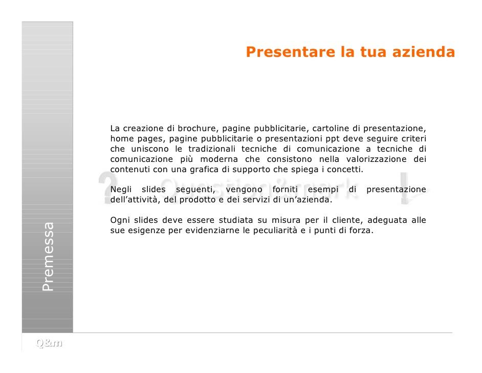Favorito lettara di presentazione - Gse.bookbinder.co AK89