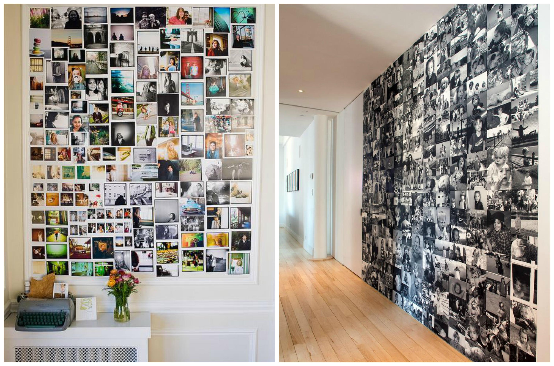 5 Modi per organizzare foto in casa