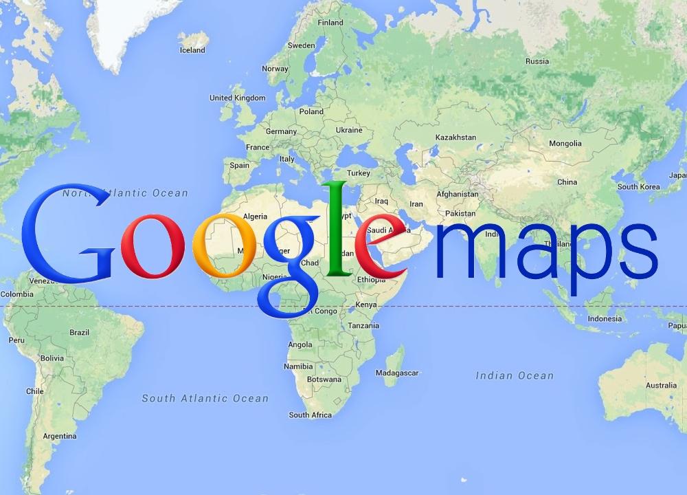 Come Usare Google Maps Online