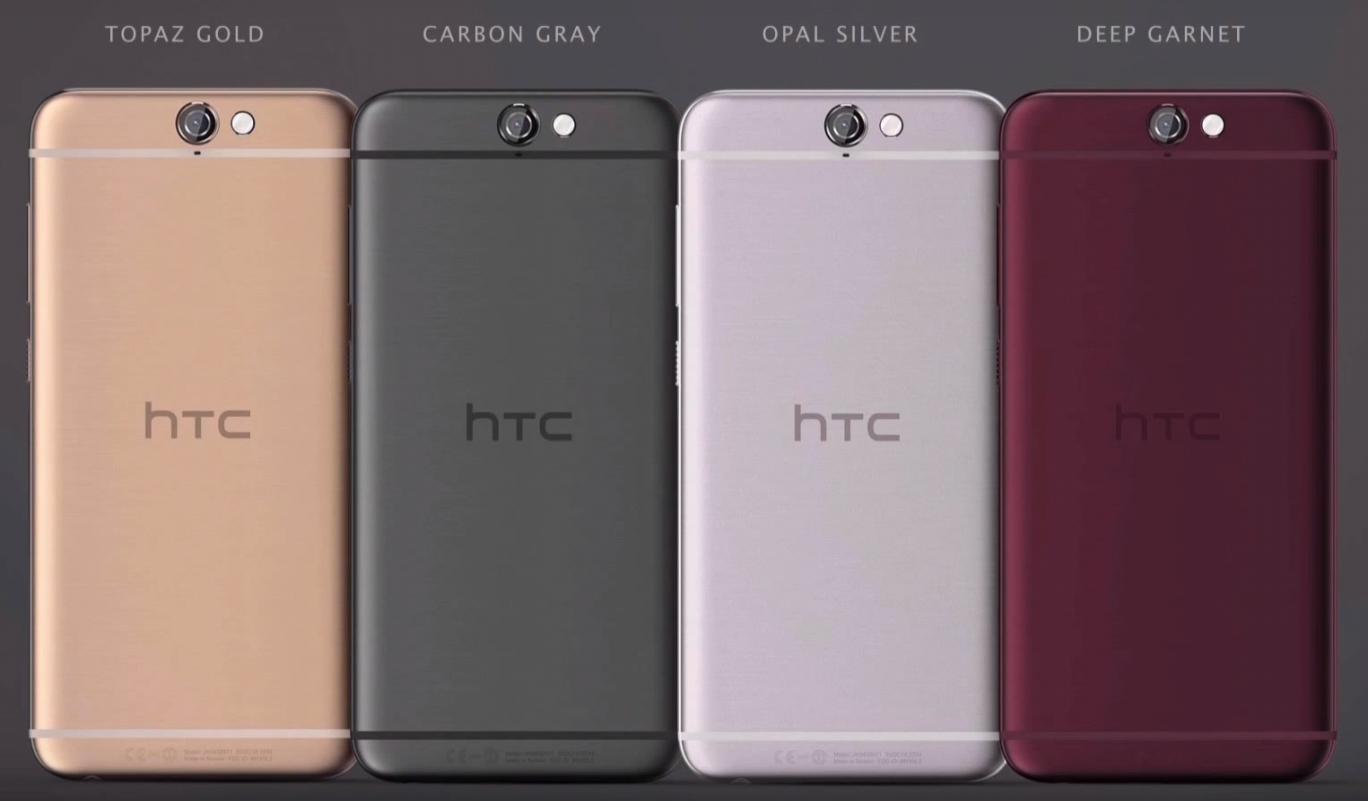Caratteristiche nuovo HTC One A9