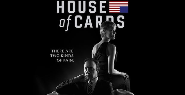 Data uscita House of Cards 3 stagione