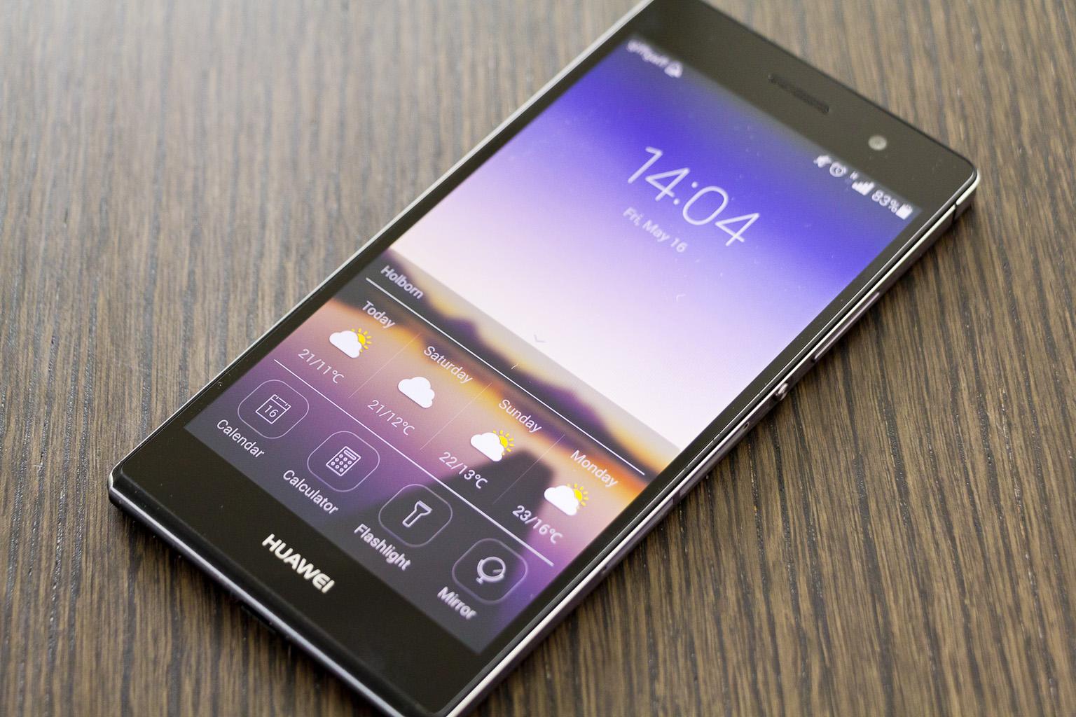 Data uscita smartphone huawei ascend p8 for Smartphone in uscita 2015