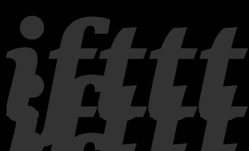 Come fare attività online con IFTTT