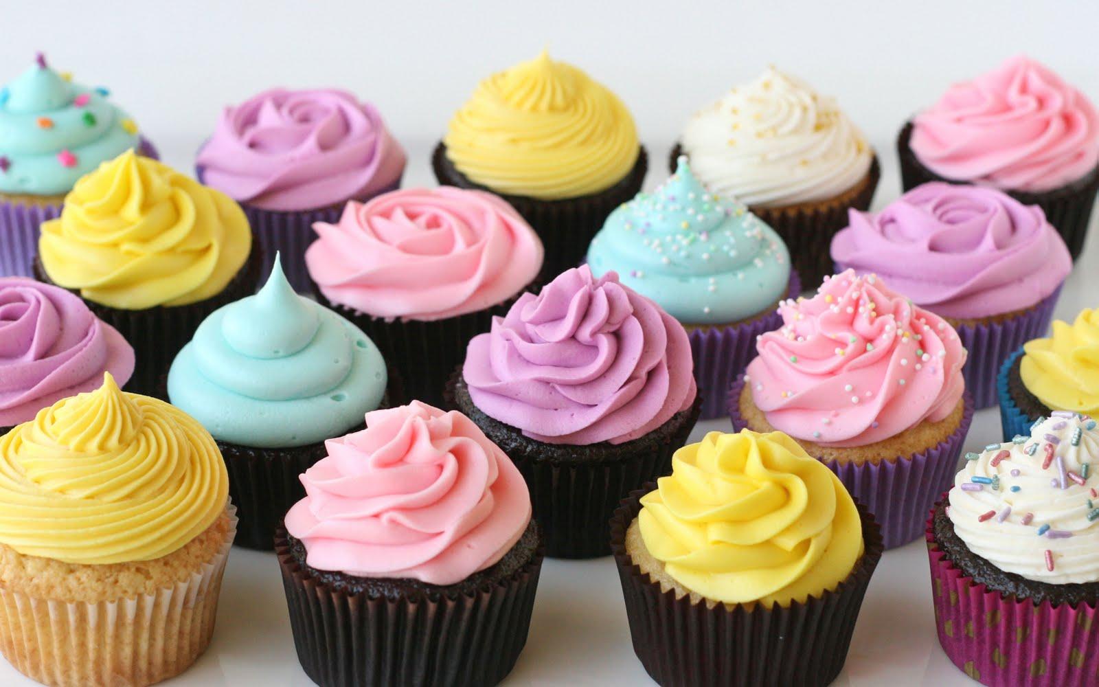 Strani fatti sui cupcakes