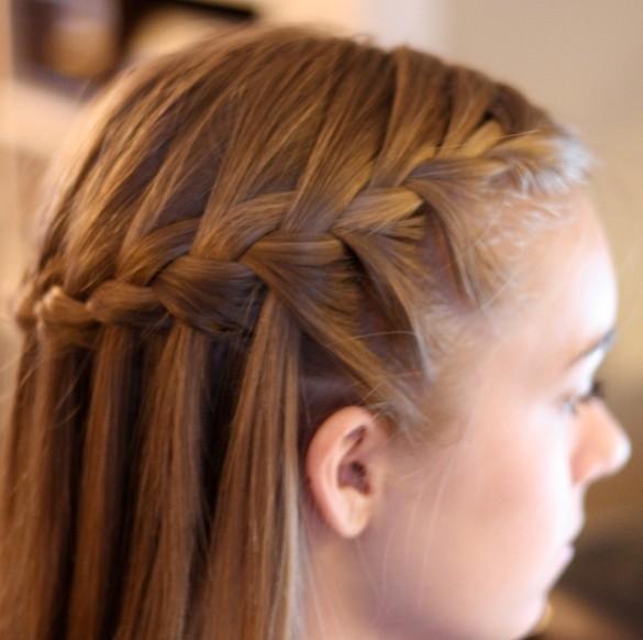 Idee acconciature trecce raccolte capelli lunghi