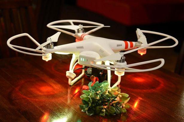 Idee droni da regalare a Natale
