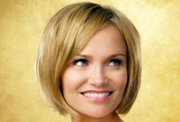 Taglio capelli lisci medi 2015