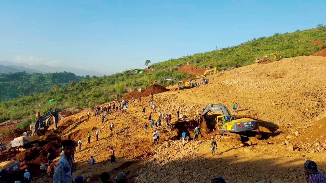 India, frana in Arunachal Pradesh, 16 i morti.