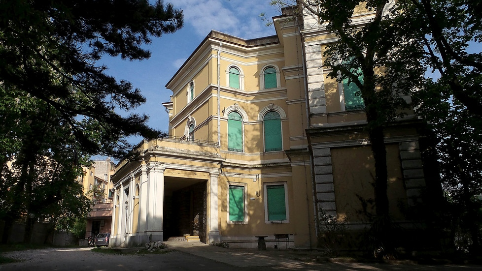 La Trieste abbandonata