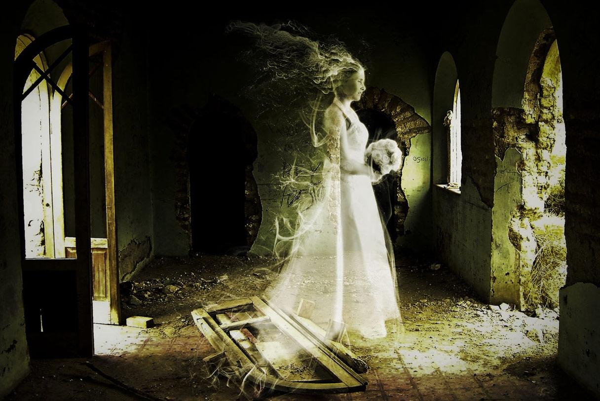 La sposa fantasma morta 20 anni fa