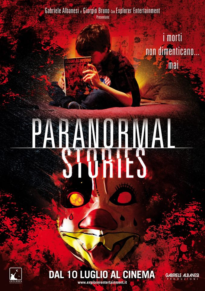 "Come vedere in streaming ""Paranormal Stories"""