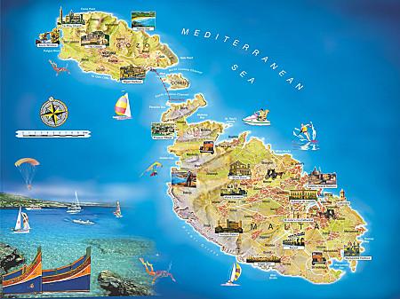 Consigli per guidare a Malta