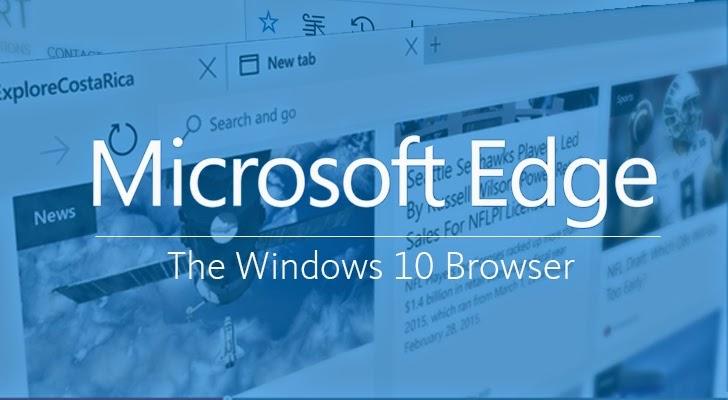 Caratteristiche Microsoft Edge