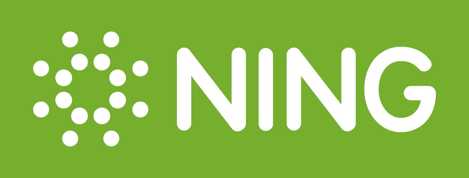 Ning Logo Social
