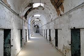 Philadelphia e il penitenziario abbandonato