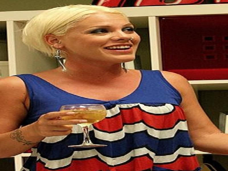 """Pink: """"Sono felice di essere grassa, mangio tantissimo e ignoro i giudizi"""""""