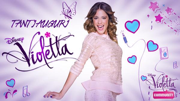 Chi è Violetta, la nuova star di Disney Channel?