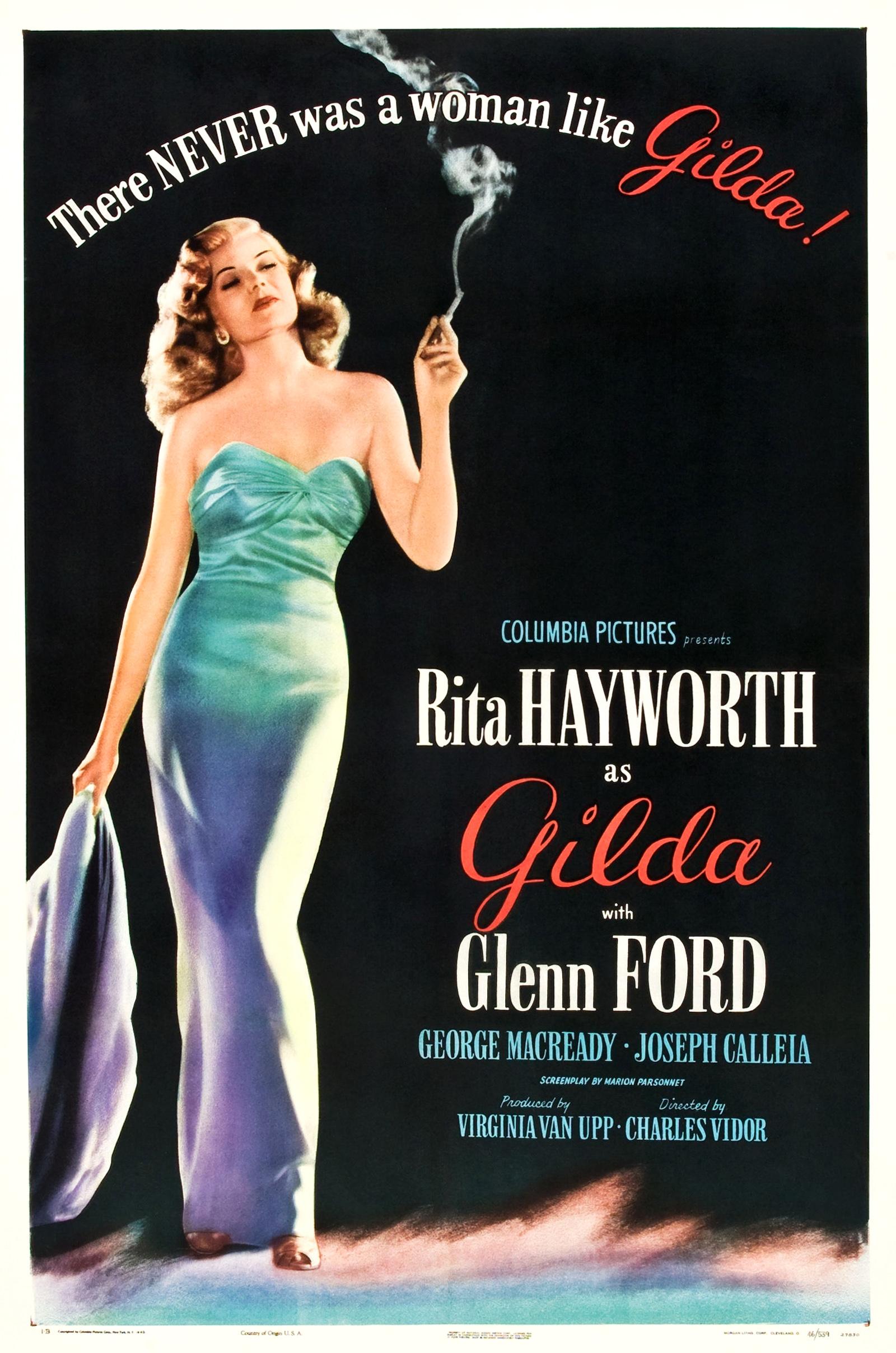 Poster Gilda 04