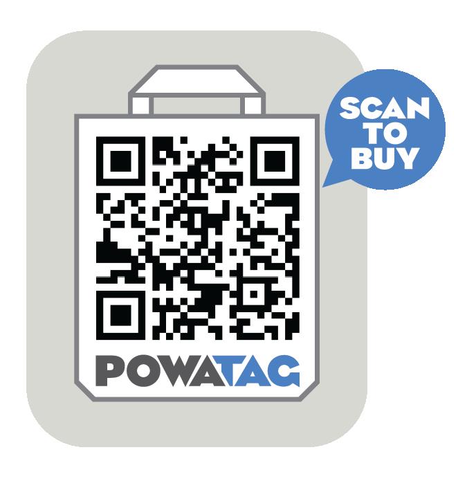 Nuova app PowaTag come funziona