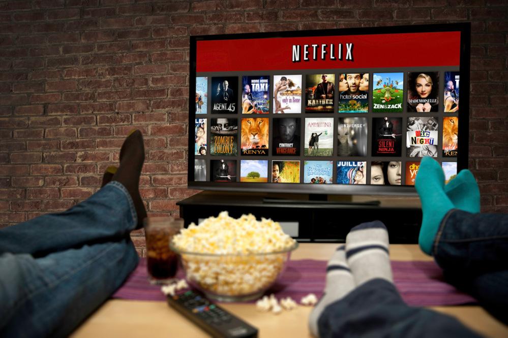 Programmazione Netflix Italia