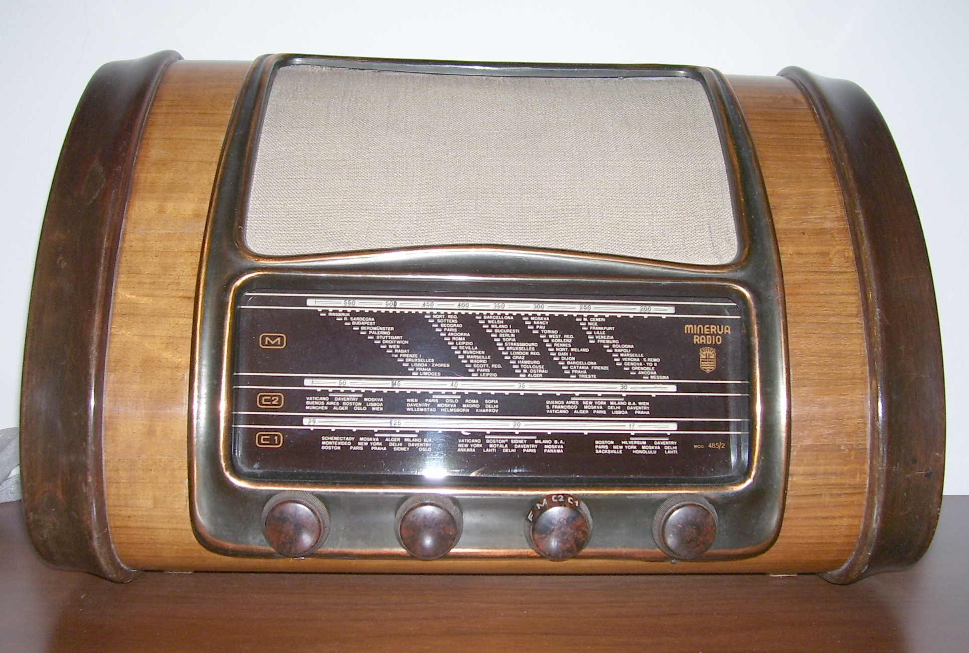 Radio Minerva Paradiso