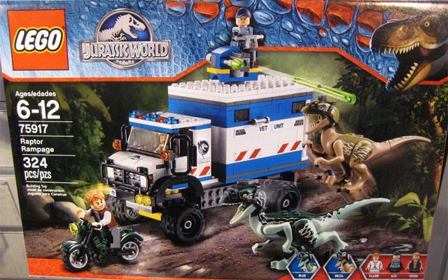 Recensione videogioco LEGO Jurassic World