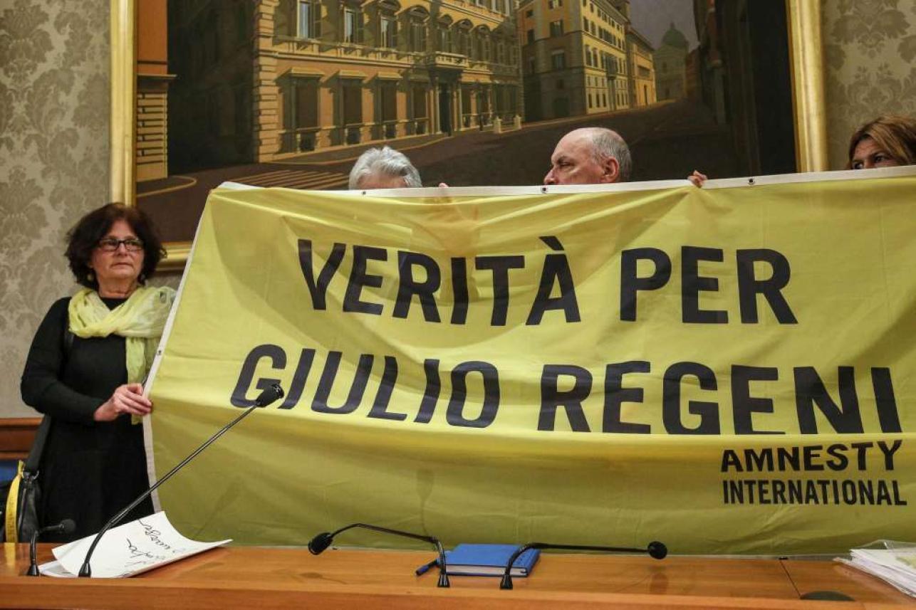 Regeni: Usa a Cairo,indagine trasparente