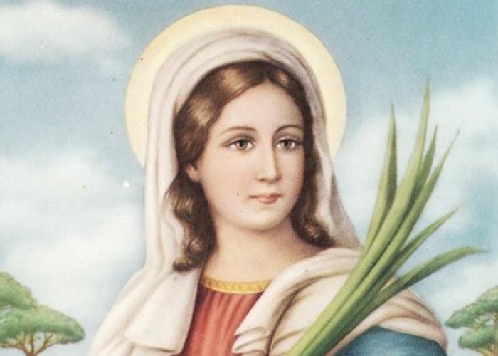 Qual è la preghiera di Santa Lucia