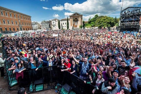 Scaletta e artisti concerto Primo Maggio 2016 a Roma
