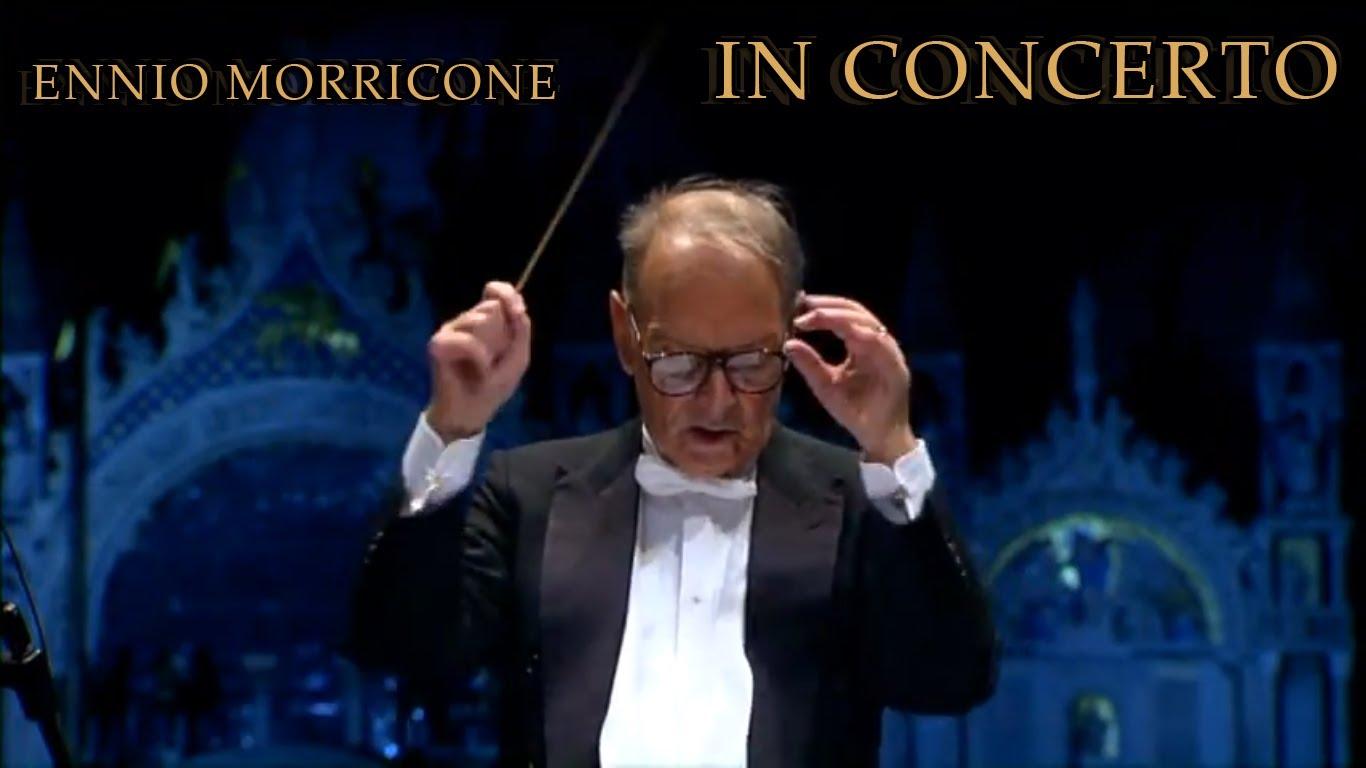 Scaletta e prezzi biglietti concerto Ennio Morricone Auditorium Roma 21 -23 - 24 maggio 2016