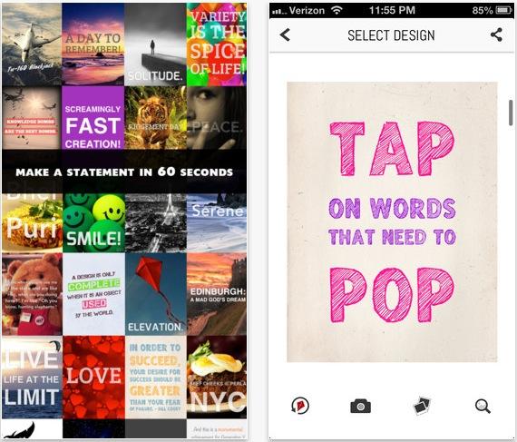 Quali App per scrivere sulle foto iPhone