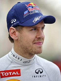 Di che nazionalità è Vettel