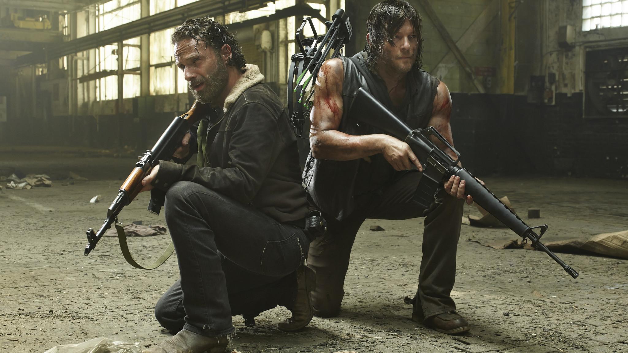 Serie tv da vedere simili a The Walking Dead