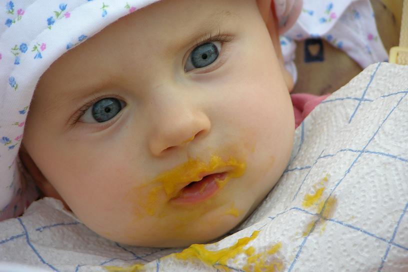 Sintomi celiachia, quali sono nel neonato