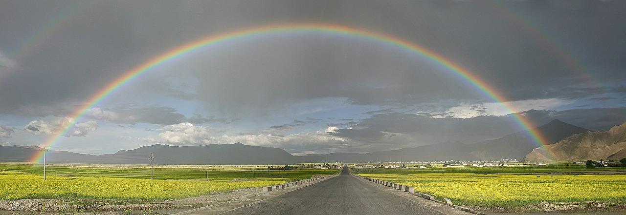 Sognare arcobaleno cosa significa